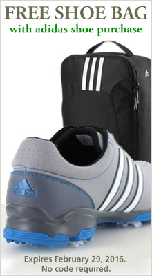 FREE Shoe Bag with adidas Shoe Purchase