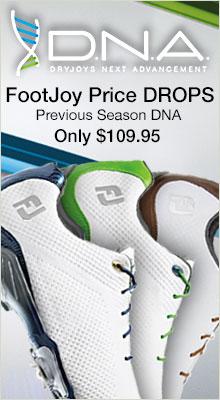 FootJoy D.N.A. Price Drop Previous Season Style - $109.99