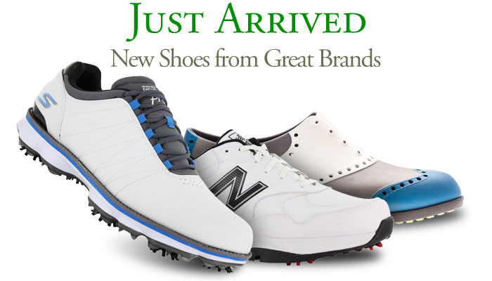 Just Arrived: News Shoes from Great Brands