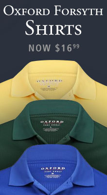 Oxford Forsyth Shirt - Now $16.99