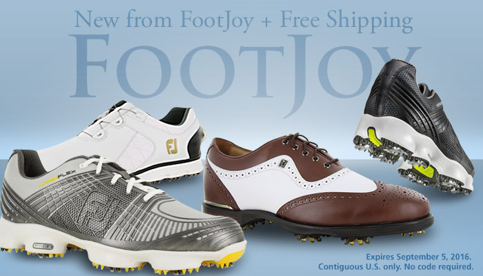 New FootJoys + Free Shipping
