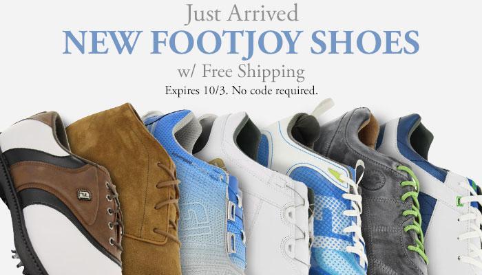 Just Arrived FootJoy Shoes