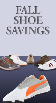 Fall Shoe Savings