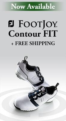Now Available - FootJoy Contour FIT
