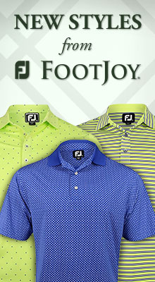 New Styles From FootJoy
