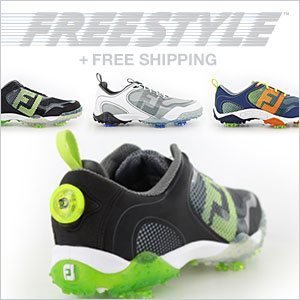 New 2016 FootJoy Freestyle Golf Shoes